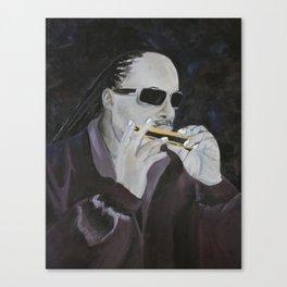 Stevie Wonder Canvas Print