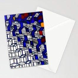 Cubism Harpa, Iceland Stationery Cards