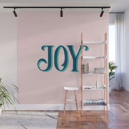 Joy! Made for VSCO girls. Wall Mural