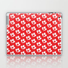 Canada Day Maple and Heart Laptop & iPad Skin