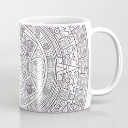 Sun Stone Coffee Mug