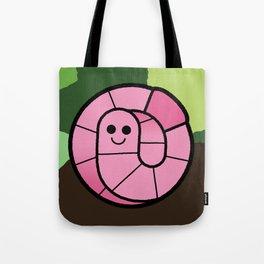 Cutesy Crawlies — Earthworm Tote Bag