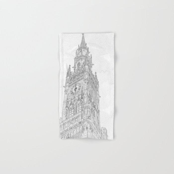 Tower of Big Ben Hand & Bath Towel
