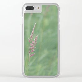 All was quiet Clear iPhone Case