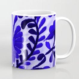 Strange Love Blue Coffee Mug