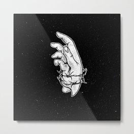 WEAK Metal Print