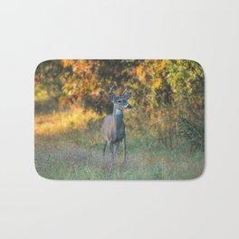October Buck Bath Mat