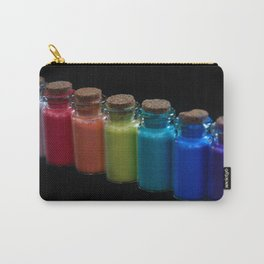 Powder Paint Pigments Carry-All Pouch