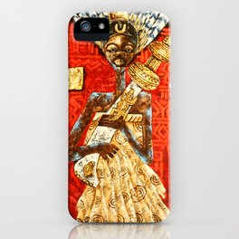 Akofena iPhone Case