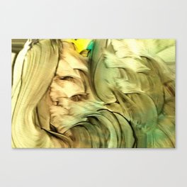 Afrit Canvas Print