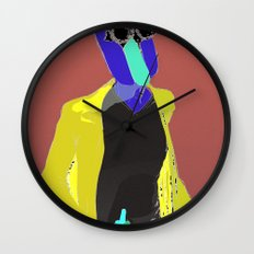 Hot Hipster Wall Clock