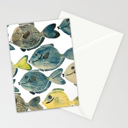 Blue Tang Stationery Cards