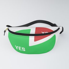 Will I be drinking ALE today? Gift Idea Fanny Pack