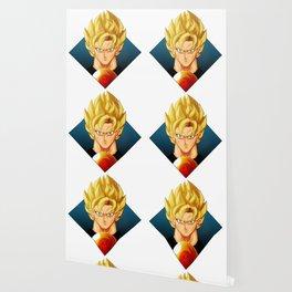 Super Saiyan DB Wallpaper