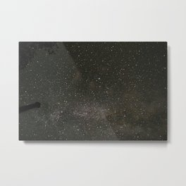 Starry Night Sky Metal Print
