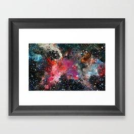 Chemistry of Nothing Framed Art Print