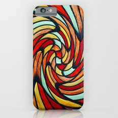 chromatic swirl Slim Case iPhone 6s