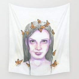 Fragility is a Strength Wall Tapestry