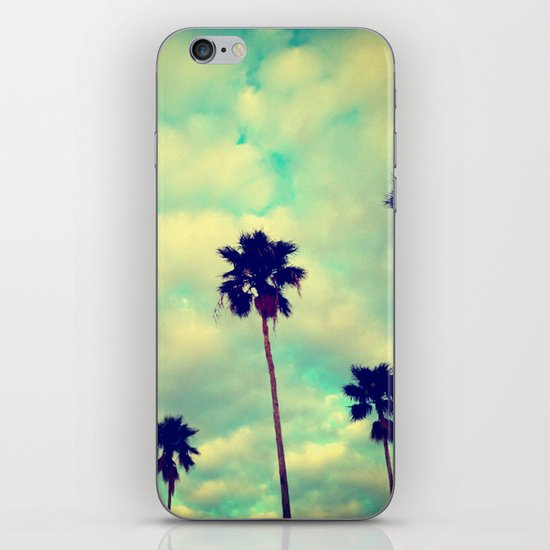 More Palms iPhone & iPod Skin