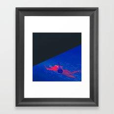 Go Long Framed Art Print