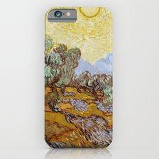 Vincent Van Gogh Olive Trees Slim Case iPhone 6