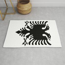 Albanian Eagle Rug