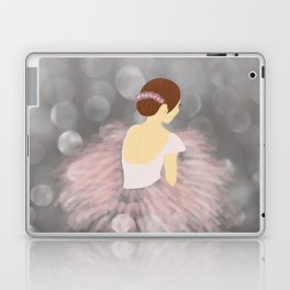 Ballerina Dancer V2 Laptop & iPad Skin