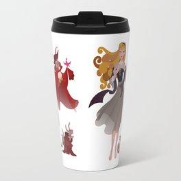Sleeping Beauty - Once Upon a Dream Travel Mug