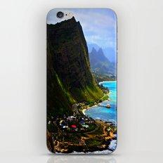 Hanauma Bay iPhone & iPod Skin
