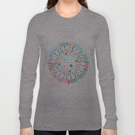 Sanger Codon Circle Long Sleeve T-shirt