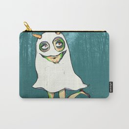 Little Ghost Carry-All Pouch