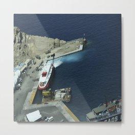 Crete, Greece 10 Metal Print
