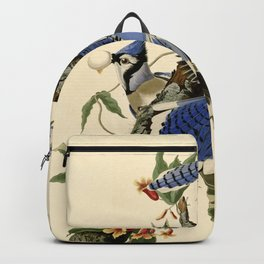 Blue Jay (Cyanocitta cristata) Backpack