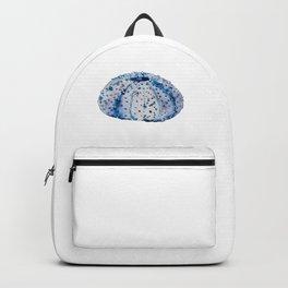 Ink blue urchin Backpack