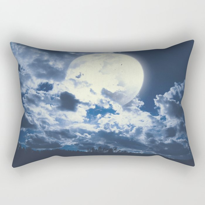Bottomless dreams Rectangular Pillow