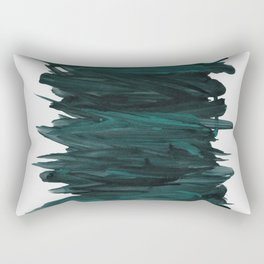 Abstract Minimalism #3 #minimal #ink #decor #art #society6 Rectangular Pillow