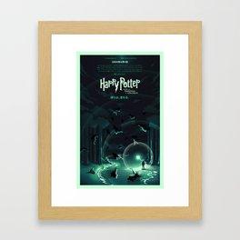 Harry Potter - Prisoner of Azkaban Framed Art Print