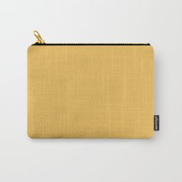 Mimosa (Yellow) Color Carry-All Pouch