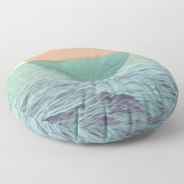 Because the ocean Floor Pillow