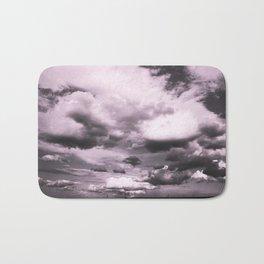 Cloudy Sky #decor #society6 Bath Mat