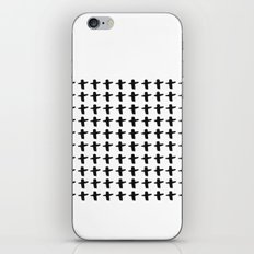 You Plus Me iPhone & iPod Skin