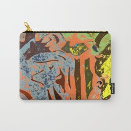 Court Jester #1b Carry-All Pouch