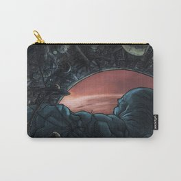 Prisoner of the moon Carry-All Pouch