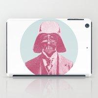 darth vader iPad Cases featuring Darth Vader by NJ-Illustrations