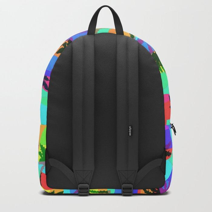 Tropical euphoria Backpack