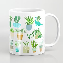 Plant shelfie Coffee Mug