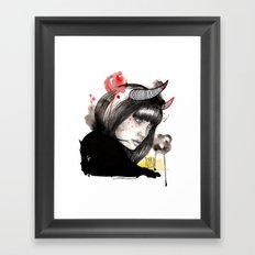 Toro Framed Art Print