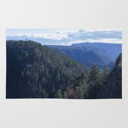 The Sea of trees Rug