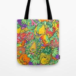 Fruity Hero by BKK BROS. Tote Bag