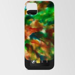 Tie Dye Recycle #preciousplastic iPhone Card Case